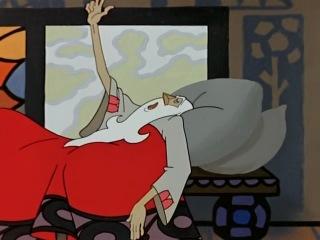 «Сказка о золотом петушке» — советский мультфильм 1967 года. Большая часть снята по мотивам оперы.